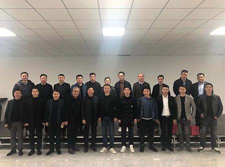 协会活动|南京市移门行业协会常州行圆满结束!